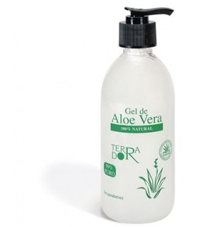 GEL DE ALOE VERA 100% NATURAL DERBÓS 250ML.