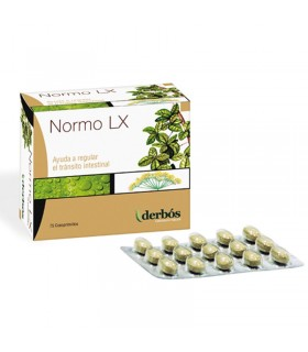 NORMO-LX-DERBÓS-75-COMPRIMIDOS