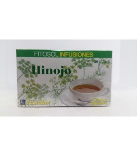 FITOSOL INFUSIONES HINOJO YNSADIET 20 FILTROLS