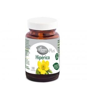 HIPÉRICO-PLUS-EL-GRANERO-INTEGRAL-100-COMPRIMIDOS