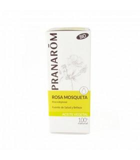 ACEITE VEGETAL VIRGEN ROSA MOSQUETA PRANAROM 50 ML