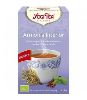 ARMONÍA INTERIOR YOGI TEA 17 BOLSITAS