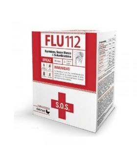 FLU 112 DIETMED 30 CÁPSULAS