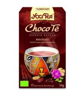 CHOCO-TE-YOGI-TEA