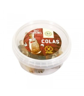CHUCHES COLAS BIO SOL NATURAL 100 GR