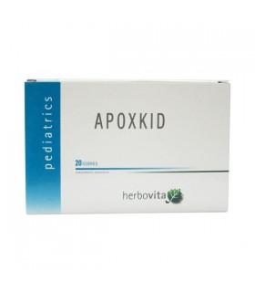 APOXKID HERBOVITA 20 SOBRES