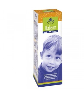 HERBETOM NIÑOS BB TS 100 BIOSERUM 250 ML