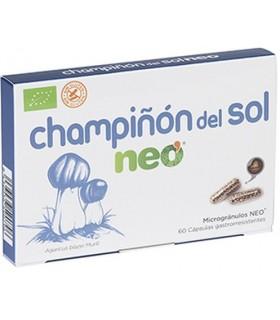 CHAMPIÑÓN DEL SOL NEO NEOVITAL 60 CÁPSULAS