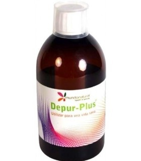 DEPUR-PLUS® · MUNDONATURAL · 500 ML