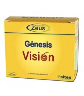 GÉNESIS VISIÓN · ZEUS · 10 CÁPSULAS + 10 CÁPSULAS
