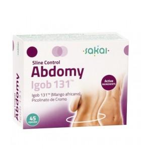 ABDOMY-IGOB 131 · SLINE CONTROL · SAKAI · 45 CÁPSULAS