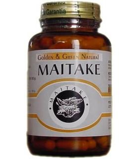 MAITAKE · GOLDEN & GREEN NATURAL · 120 CÁPSULAS