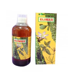 ELIMAX · GOLDEN GREEN NATURAL · 500 ML