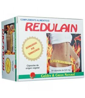 REDULAIN · GOLDEN GREEN NATURAL · 90 CÁPSULAS