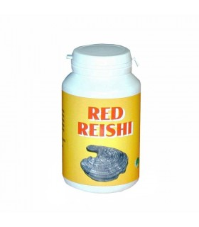 RED REISHI · GOLDEN GREEN NATURAL · 90 CÁPSULAS