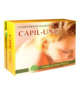 CAPIL-UNG · GOLDEN GREEN NATURAL · 60 CÁPSULAS