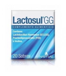 Lactosul GG · Natysal · 20 Sobres