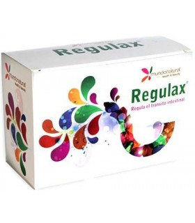 REGULAX · MUNDONATURAL · 30 SOBRES