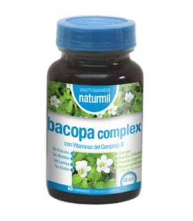 BACOPA COMPLEX · NATURMIL · 60 COMPRIMIDOS