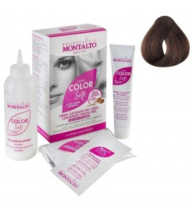 TINTE PERMANENTE BIO · MONTALTO · TONO 4.9 CHOCOLATE · 135 ml