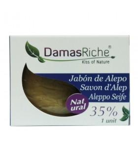 JABÓN ALEPO 35% · DAMAS RICHE