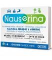 NAUSERINA · 6 COMPRIMIDOS · DEITERS