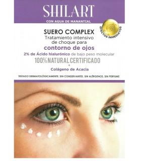 SUERO COMPLEX CONTORNO DE OJOS · SHILART · 15 ML