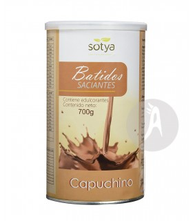 BATIDOS SACIANTES SABOR CAPUCHINO SOTYA 700G