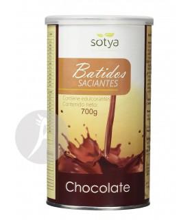 BATIDOS SACIANTES SABOR CHOCOLATE SOTYA 700G