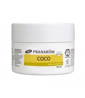 ACEITE VEGETAL DE COCO · PRANAROM · 100 ML