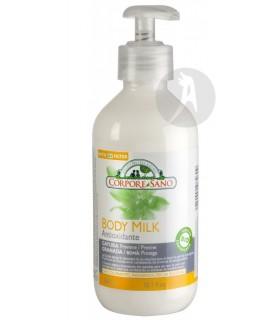 BODY MILK ANTIOXIDANTE · CORPORE SANO · 300 ML