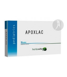 APOXLAC · HERBOVITA · 10 SOBRES