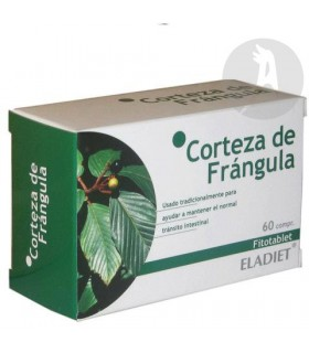 CORTEZA DE FRÁNGULA · ELADIET · 60 COMPRIMIDOS