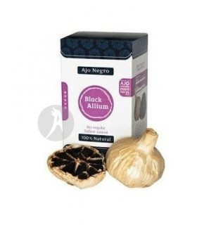 AJO NEGRO BLACK ALLIUM ·  JR  ·  50 GR (2 CABEZAS)