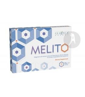 MELITO · GLAUBER PHARMA · 30 COMPRIMIDOS