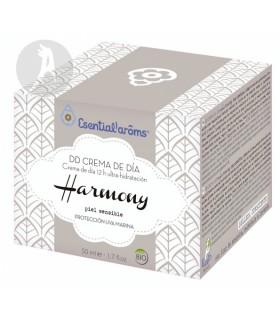 DD CREMA DE DIA HARMONY PIEL SENSIBLE · ESENTIAL AROMS · 50 ML