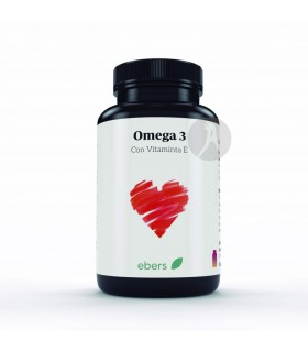 OMEGA 3 · Ebers · 50 Perlas