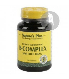 B-COMPLEX · Nature´s Plus · 90 Comprimidos