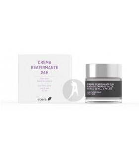CREMA REAFIRMANTE 24 HORAS · Ebers · 50 Ml