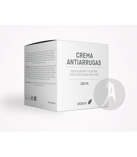 CREMA ANTIARRUGAS FPS 15 · Ebers · 100 Ml