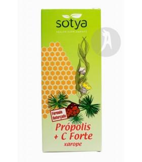 JARABE PRÓPOLIS + C FORTE · Sotya · 250 Ml