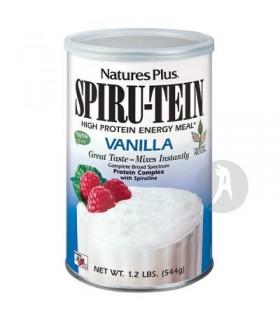 SPIRU-TEIN VAINILLA · Nature´s Plus · 544 Gr