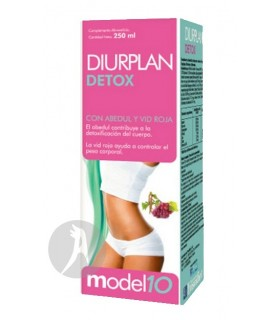 DIURPLAN DETOX · Ynsadiet · 250 Ml
