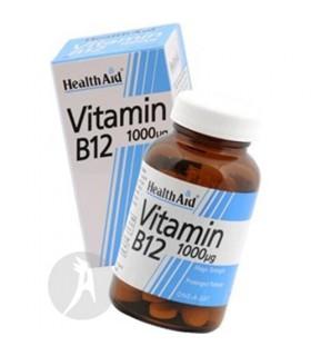 VITAMINA B12 1000 · Healthaid · 100 Comprimidos