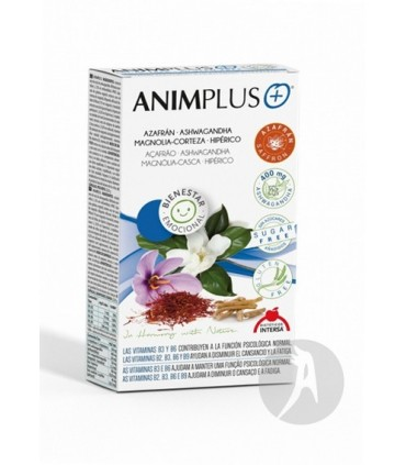 ANIMPLUS · Dietéticos Intersa · 42 Cápsulas