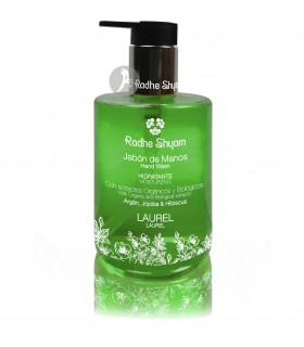 JABÓN DE MANOS DE LAUREL · Radhe Shyam · 300 Ml