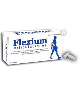 FLEXIUM ARTICULACIONES · Pharma OTC · 60 Cápsulas
