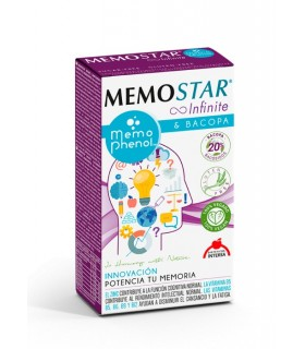 MEMOSTAR-INFINITE® · Intersa · 60 Cápsulas