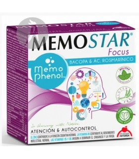 MEMOSTAR-FOCUS® · Intersa · 30 Sobres