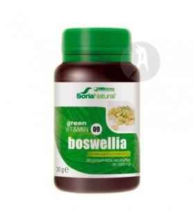 Boswellia · Soria Natural · 30 Comprimidos